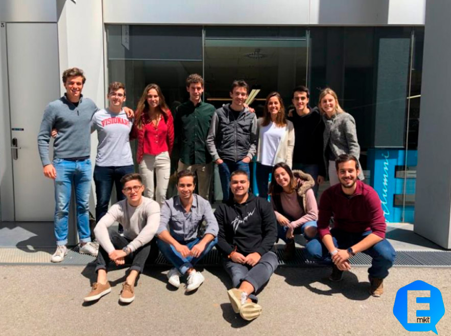 Educaforma y el reciente Partnership con Esade Marketing Club /EMC)