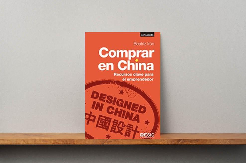 """Día del libro """"Comprar en China. Recursos clave para el emprendedor"""". Editorial ESIC"""
